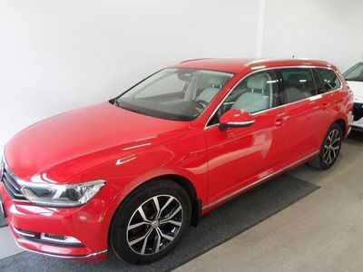 begagnad VW Passat 2.0 TDI Executive Euro 6 1