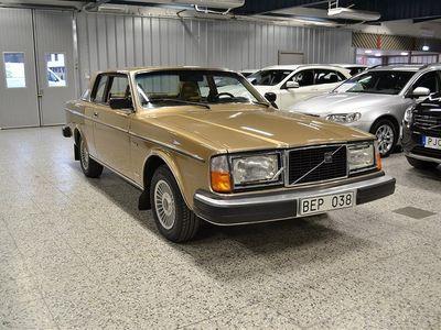 begagnad Volvo 262 Bertone Coupe 2.7 V6 Automatisk, 140hk