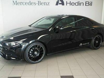 begagnad Mercedes CLA180 - BenzCOUPÉ
