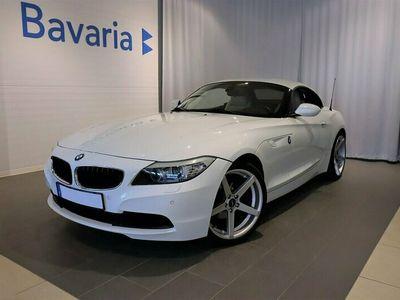begagnad BMW Z4 sDrive23i Comfort Plus Adaptivt kurvljus Helljusassis