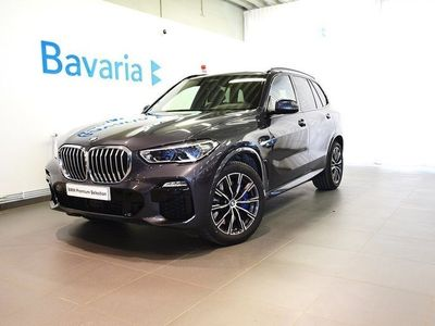begagnad BMW X5 xDrive40i xDrive 40i M Sport Innovation Travel Winter Drag
