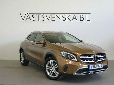 begagnad Mercedes GLA200 d 4M 4MATIC / Navi / Värmare / Vhjul