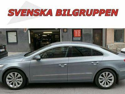begagnad VW CC 1.4 TSI Multifuel DSG Sport Drag 2012, Sedan Pris 129 900 kr