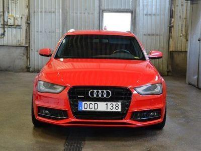 begagnad Audi A4 2,0tdiq 177hk s-tronic -14