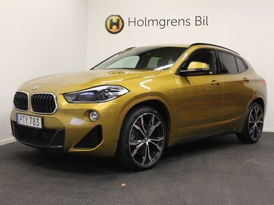 begagnad BMW X2 xDrive20i M-Sport/ Connected/ Comfort/ 20