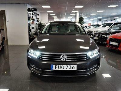 begagnad VW Passat Sportscombi 2.0 TDI SCR BlueMotion Euro 6 190hk