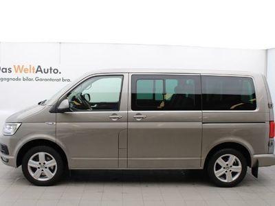 brugt VW Caravelle T6CL 4M 204HK TDI DSG/El-dörrar/Plus/Skinn/Navi