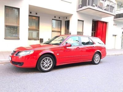 begagnad Saab 9-5 2,0t 180 hk -07