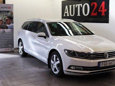 begagnad VW Passat TDI 4M Skinn D-värmare Ellu