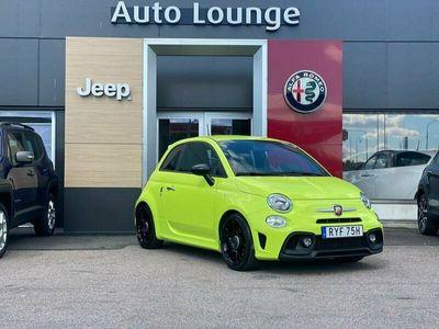 begagnad Fiat 500 Abarth