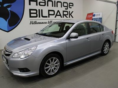 begagnad Subaru Legacy 2.0 4WD 150hk