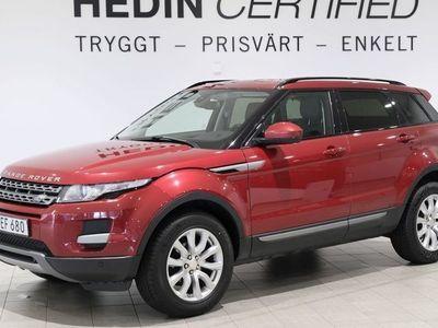 brugt Land Rover Range Rover evoque 2.2 TD4 4WD
