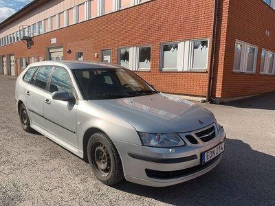begagnad Saab 9-3 SportCombi 1.8t Linear 150hk 17300 mil