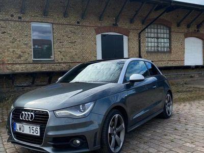 begagnad Audi A1 185 HK
