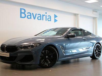 begagnad BMW M850 i xDrive Coupé Aut Nypris 1.345.300:-