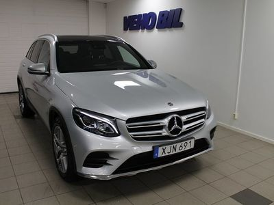 usata Mercedes GLC220 d 4-Matic AMG Panorama Drag