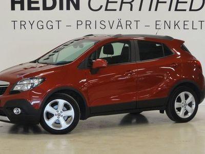 brugt Opel Mokka 1,7CDTi (130hk) Aut Dragkrok -14
