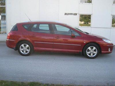 begagnad Peugeot 407 SW 2,0 HDi 136 hk Gotlandsbil