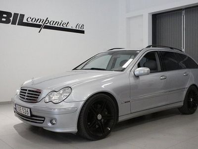 begagnad Mercedes C350 T 7G-Tronic Elegance 272hk
