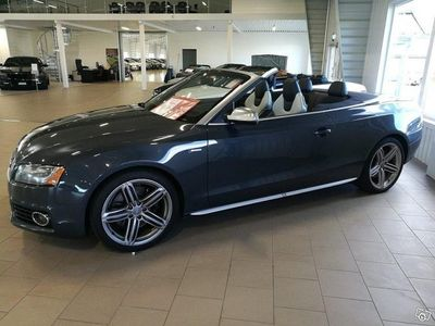 used Audi S5 Cab SuperCharged, AUT