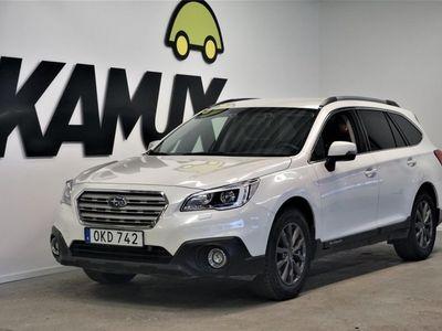 begagnad Subaru Outback 2.0 4WD Aut Lineartronic (150hk)