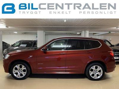 begagnad BMW X3 xDrive30d xDrive 30d M Sport 2.95% Ränta 258hk