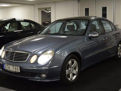 begagnad Mercedes E280 CDI 7G-T PANORAMA AVANTGA -06
