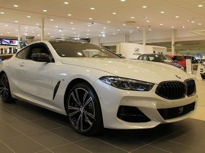 brugt BMW 850 Mi xDrive Driving Assistant Professional/ M Carbon/ Night Vision