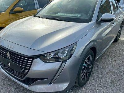 begagnad Peugeot 208 Edition PureTech Automat 2021, Halvkombi Pris 2 849 kr
