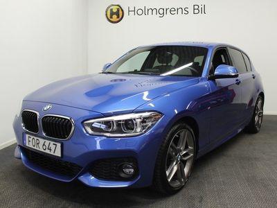 begagnad BMW 118 i 5dr M-Sport/ Läder/ Hifi/ 18