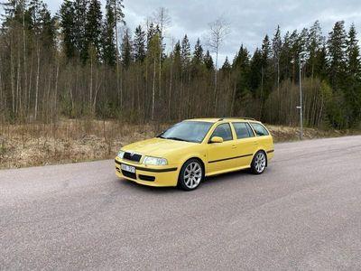 begagnad Skoda Octavia RS
