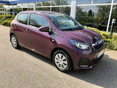 begagnad Peugeot 108 1.0 VTi