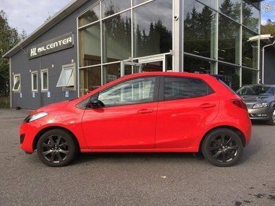 begagnad Mazda 2 1.3i 84Hk Colour 5-D*1År.Gara Sv-Såld -14