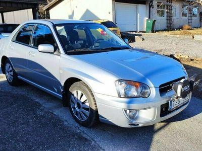 begagnad Subaru Impreza 2,0
