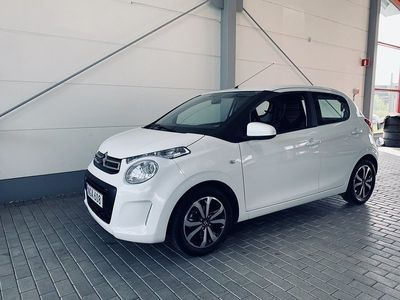 used Citroën C1 VTi 68 Hk FEEL Pluspaket