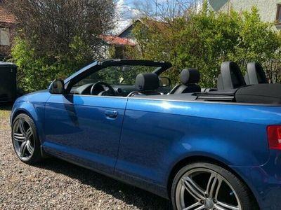 begagnad Audi A3 Cabriolet Sport