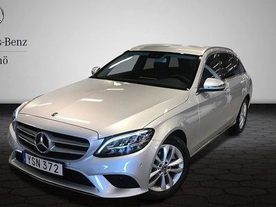 begagnad Mercedes C200 KOMBI AVANTGARDE AUT NAVI DRAG