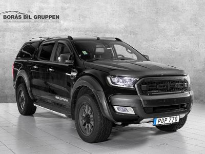 begagnad Ford Ranger Double Cab Wildtrak 3.2 200 A 4x4 -18