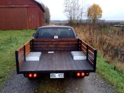 begagnad Chevrolet S10 4.3l