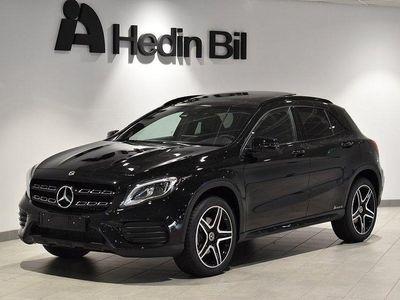 begagnad Mercedes GLA250 4MATIC / AMG-Line / B