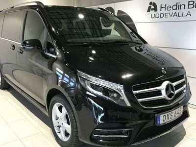 begagnad Mercedes V250 AVANTGARDE EDITION AMG-PAKET