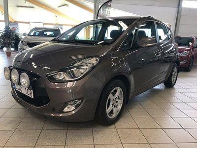 begagnad Hyundai ix20 1.4 CRDi 90hk