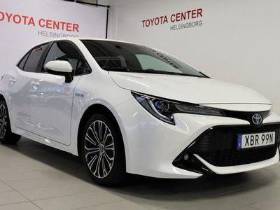 begagnad Toyota Corolla Hybrid 2,0 Style SPI