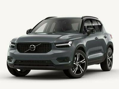 begagnad Volvo XC40 Recharge T5 R-Design snabb leverans 2021, SUV Pris 529 900 kr