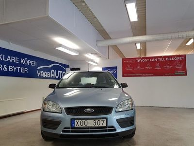 begagnad Ford Focus Kombi 1.8 Duratec Flexifuel 125hk
