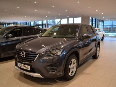 begagnad Mazda CX-5 2.0 FWD (165hk) -16
