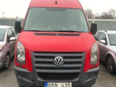 begagnad VW Crafter 2.5