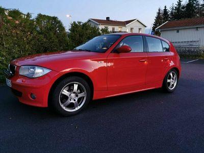 begagnad BMW 120 d Advantage & sportpaket