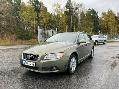 begagnad Volvo V70 2.5T 200hk Momentum Drag 21700 mil Nyservad