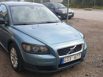 begagnad Volvo C30 1.8 Flexifuel Kinetic 125hk -08